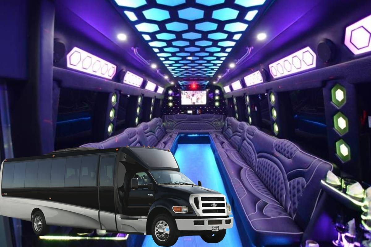 Party Bus Near Me